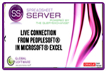 Live Connection from PeopleSoft<sup>&#174;</sup> in Microsoft Excel<sup>&#174;</sup>